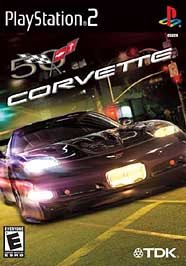 Corvette - PS2 - Used