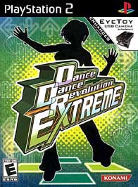Dance Dance Revolution Extreme - PS2 - Used