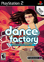 Dance Factory - PS2 - Used