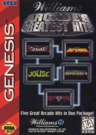 Arcade's Greatest Hits - Sega Genesis - Used