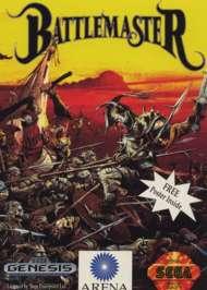 Battle Master - Sega Genesis - Used