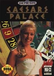 Caesars Palace - Sega Genesis - Used