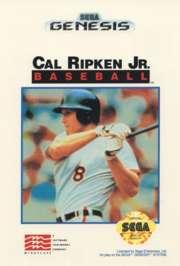 Cal Ripken Jr. Baseball - Sega Genesis - Used