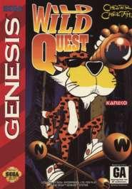 Chester Cheetah . . . Wild, Wild Quest - Sega Genesis - Used