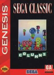 Columns - Sega Genesis - Used