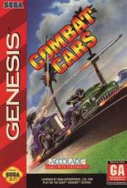 Combat Cars - Sega Genesis - Used