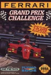 Ferrari Grand Prix Challenge - Sega Genesis - Used