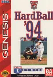 HardBall '94 - Sega Genesis - Used