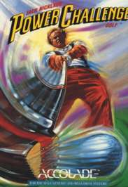 Jack Nicklaus' Power Challenge Golf - Sega Genesis - Used