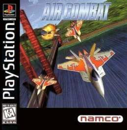 Air Combat - PlayStation - Used