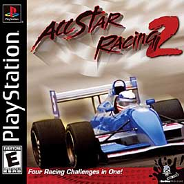 All-Star Racing 2 - PlayStation - Used