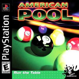 American Pool - PlayStation - Used