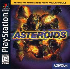 Asteroids - PlayStation - Used