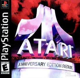 Atari Anniversary Edition Redux - PlayStation - Used
