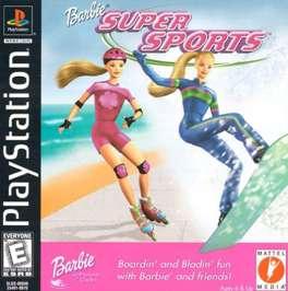 Barbie Super Sports - PlayStation - Used