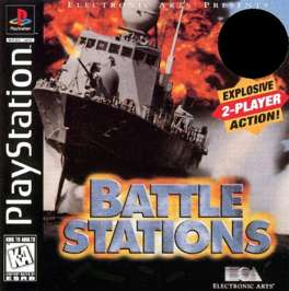 Battle Stations - PlayStation - Used