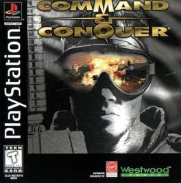 Command & Conquer - PlayStation - Used