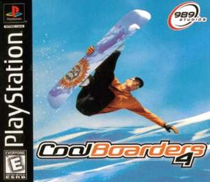 Cool Boarders 4 - PlayStation - Used
