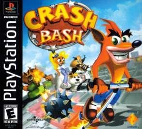 Crash Bash - PlayStation - Used