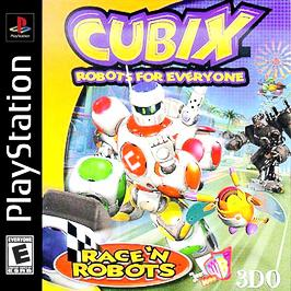 Cubix: Robots for Everyone - PlayStation - Used