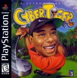 CyberTiger - PlayStation - Used