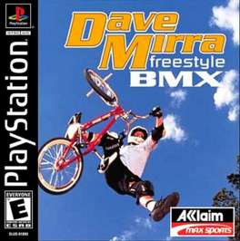 Dave Mirra Freestyle BMX - PlayStation - Used