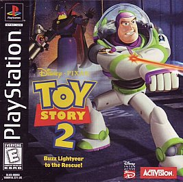 Disney/Pixar's Toy Story 2: Buzz Lightyear to the Rescue! - PlayStation - Used