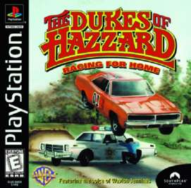 Dukes of Hazzard: Racing for Home - PlayStation - Used