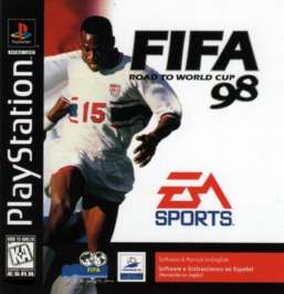 FIFA Road to World Cup 98 - PlayStation - Used