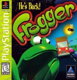 Frogger - PlayStation - Used