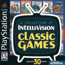 Intellivision Classic Games - PlayStation - Used
