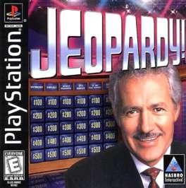 Jeopardy! - PlayStation - Used