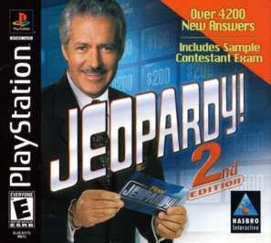 Jeopardy! 2nd Edition - PlayStation - Used