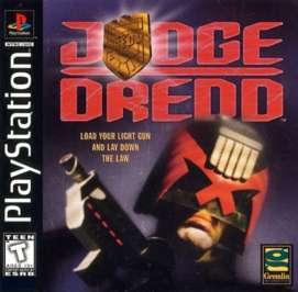 Judge Dredd - PlayStation - Used