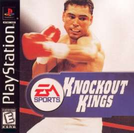 Knockout Kings - PlayStation - Used