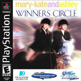 Mary-Kate and Ashley: Winner's Circle - PlayStation - Used