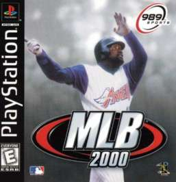 MLB 2000 - PlayStation - Used