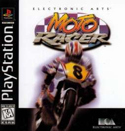 Moto Racer - PlayStation - Used
