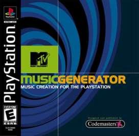 MTV Music Generator - PlayStation - Used