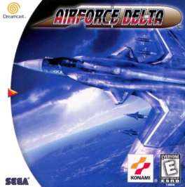 AirForce Delta - Dreamcast - Used