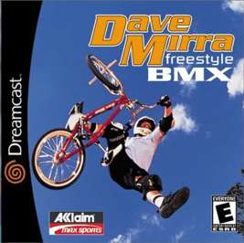 Dave Mirra Freestyle BMX - Dreamcast - Used
