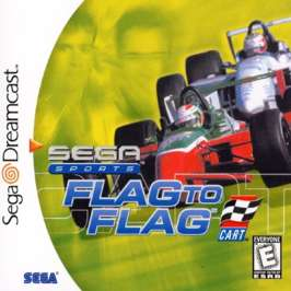 Flag to Flag - Dreamcast - Used