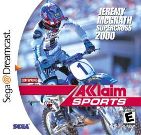 Jeremy McGrath Supercross 2000 - Dreamcast - Used