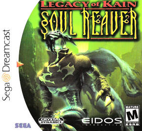 Legacy of Kain: Soul Reaver - Dreamcast - Used