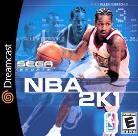 NBA 2K1 - Dreamcast - Used