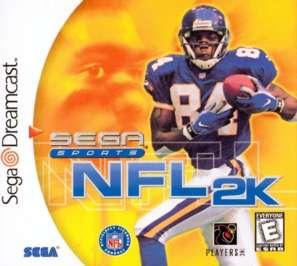 NFL 2K - Dreamcast - Used