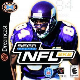 NFL 2K2 - Dreamcast - Used