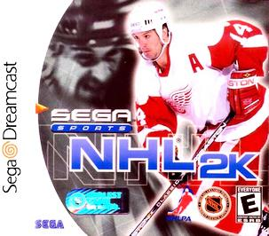 NHL 2K - Dreamcast - Used