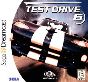 Test Drive 6 - Dreamcast - Used