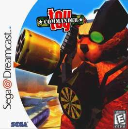 Toy Commander - Dreamcast - Used